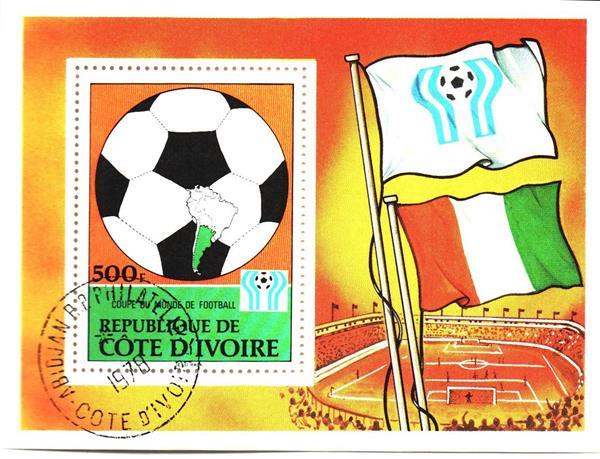 1978 Ivory Coast