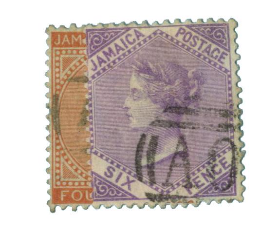 1871-72 Jamaica