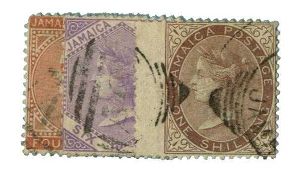 1871-73 Jamaica