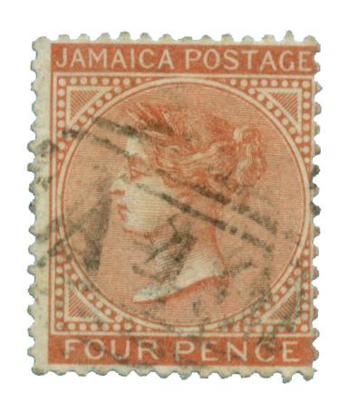 1872 Jamaica