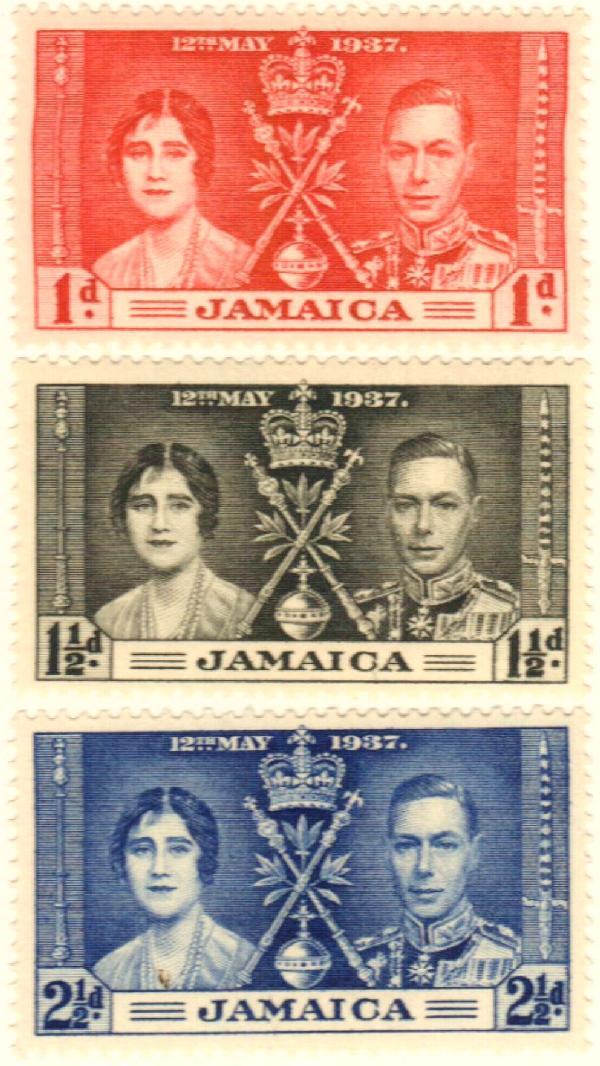 1937 Jamaica