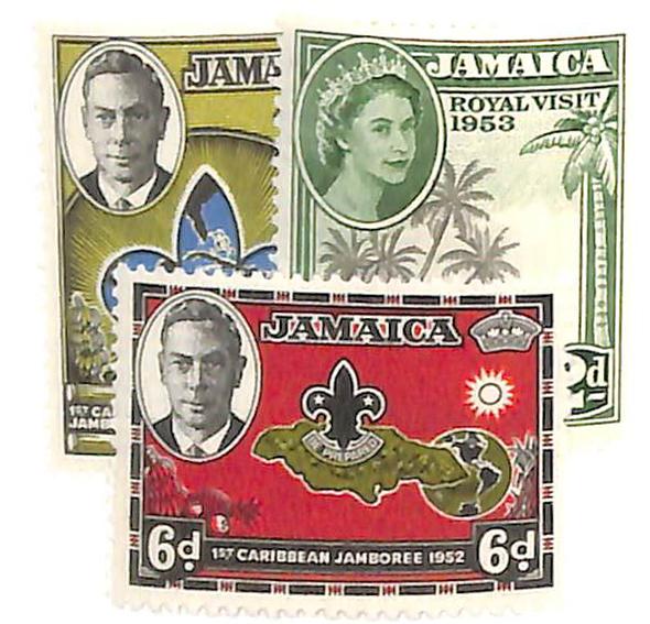 1952-53 Jamaica