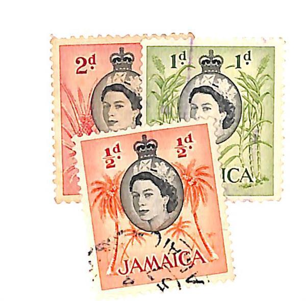 1956 Jamaica