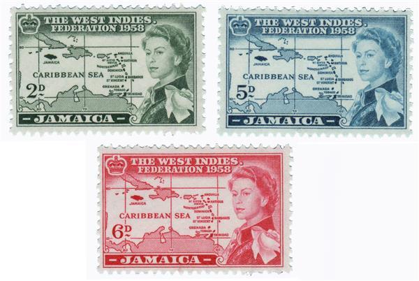 1958 Jamaica