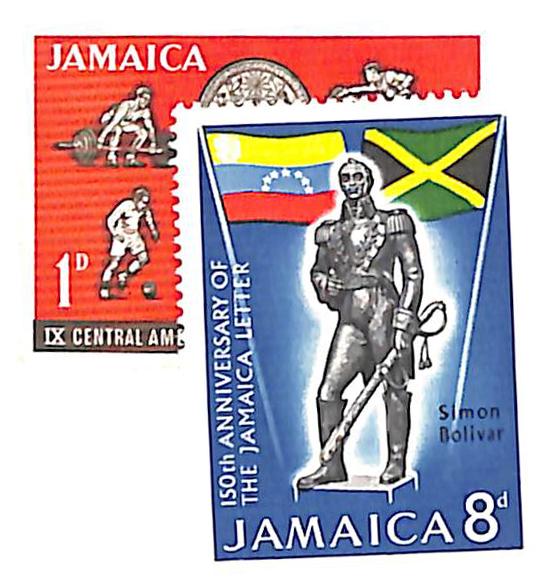 1962-66 Jamaica