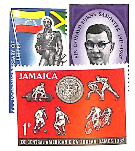 1962-67 Jamaica