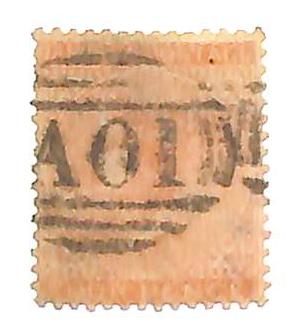 1860-63 Jamaica