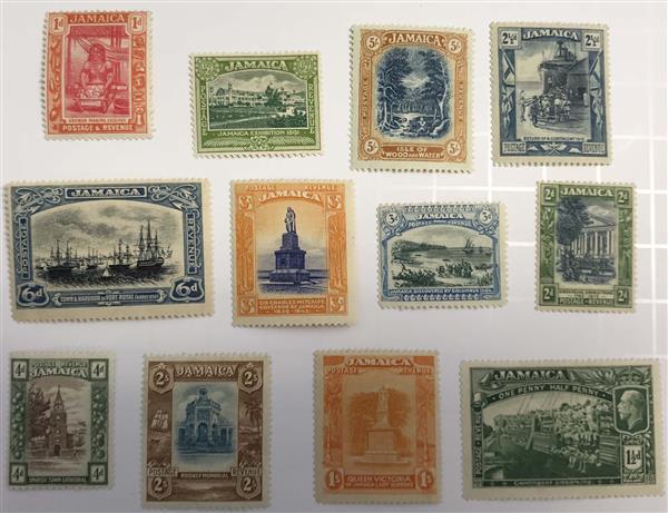 1921-23 Jamaica