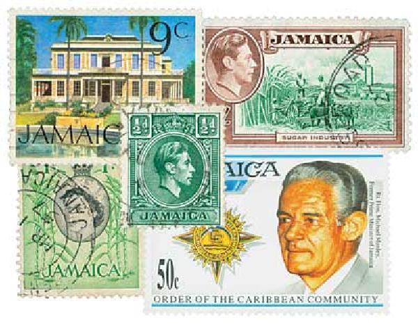 Jamaica, 100v