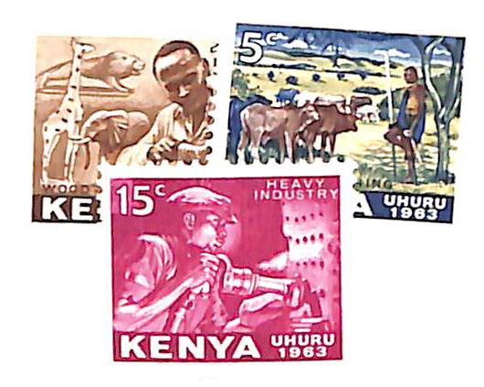 1963 Kenya