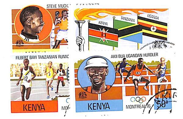 1976 Kenya