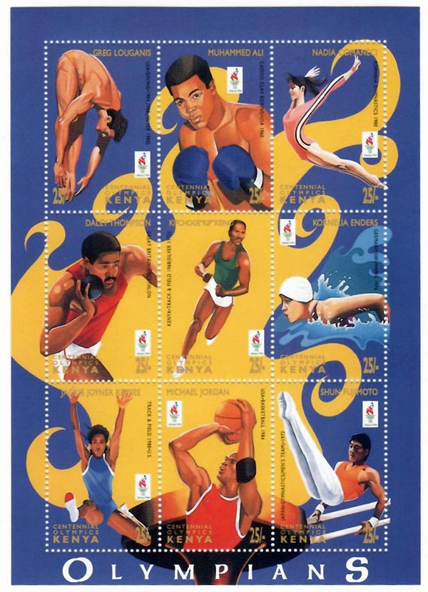 1996 Kenya