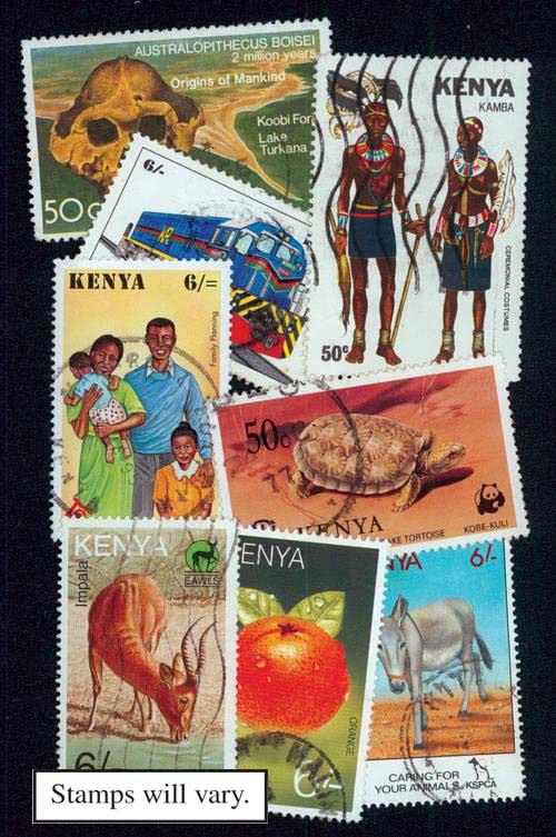 Kenya, 200v