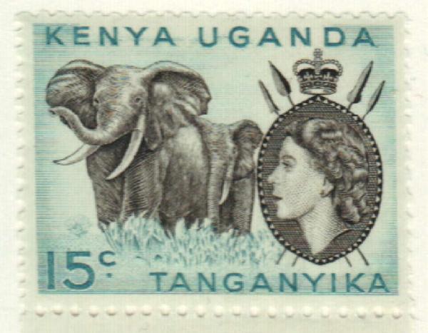1959 Kenya, Uganda, & Tanzania