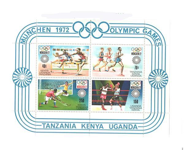 1972 Kenya, Uganda, & Tanzania