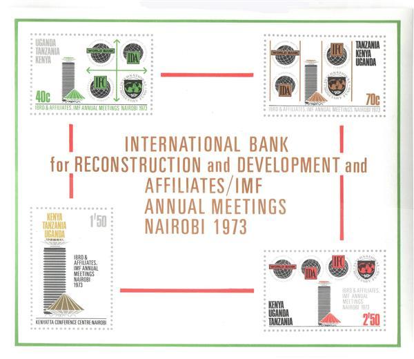 1973 Kenya, Uganda, & Tanzania