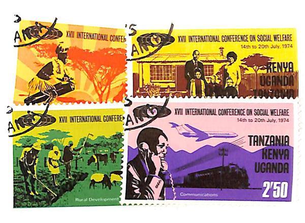 1974 Kenya, Uganda, & Tanzania