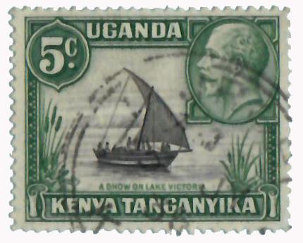 1935 Kenya, Uganda, & Tanzania