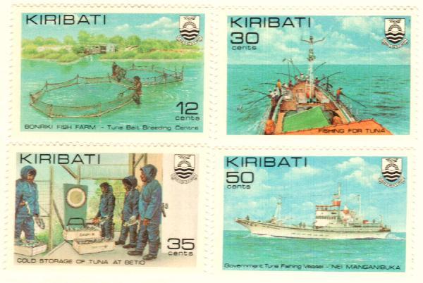 1981 Kiribati