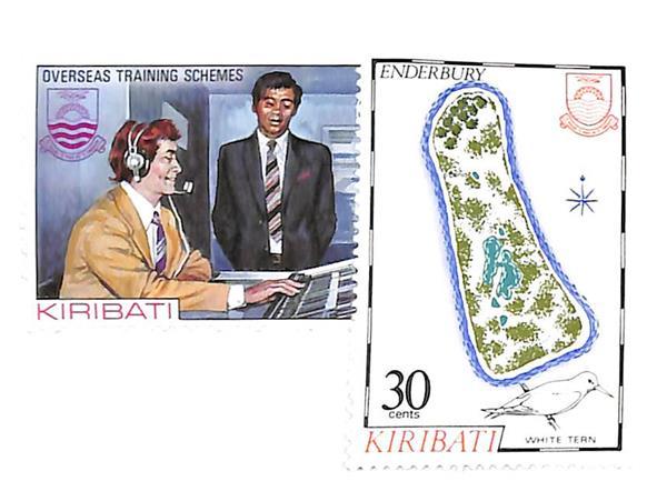 1984-87 Kiribati