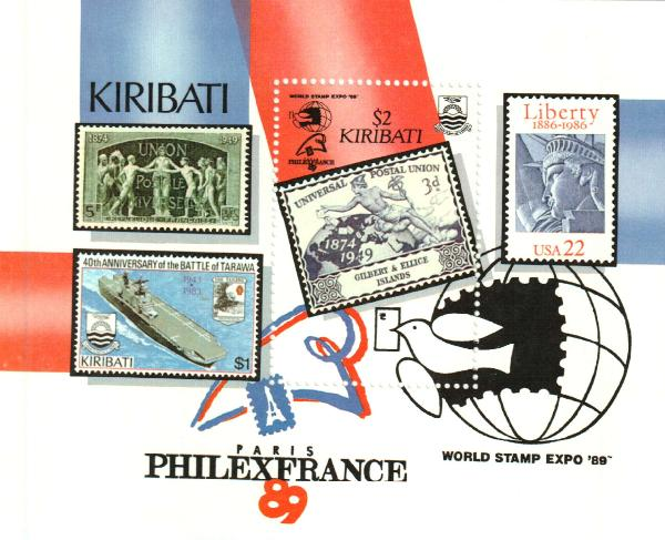 1989 Kiribati