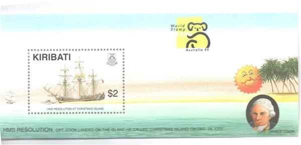 1999 Kiribati