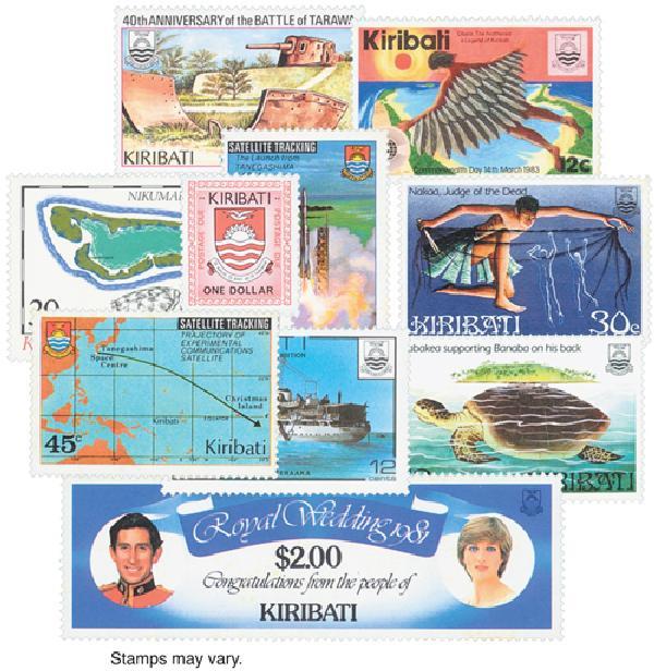 Kiribati, 50v