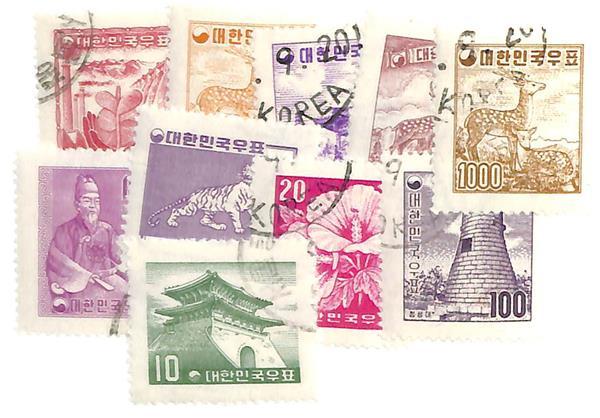 1957 Korea
