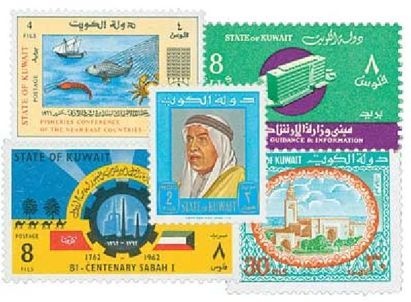 Kuwait, 25v