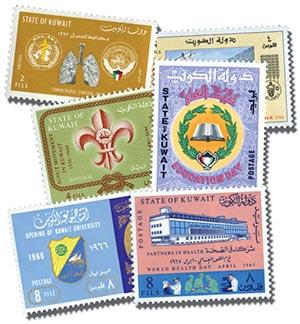 Kuwait, 50v