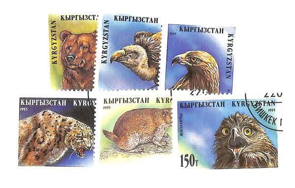 1995 Kyrgyzstan