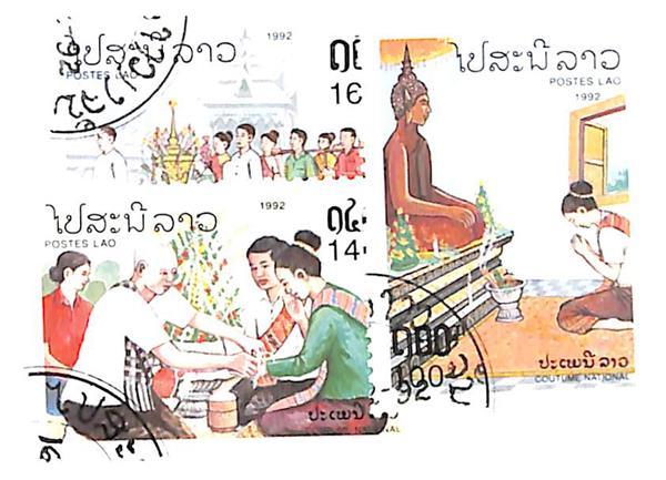 1992 Laos