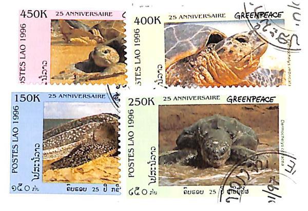 1996 Laos