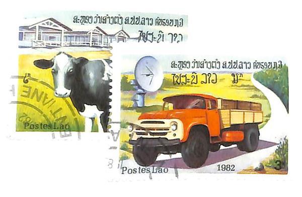 1982 Laos
