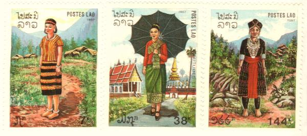 1987 Laos