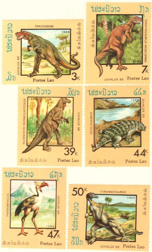 1988 Laos