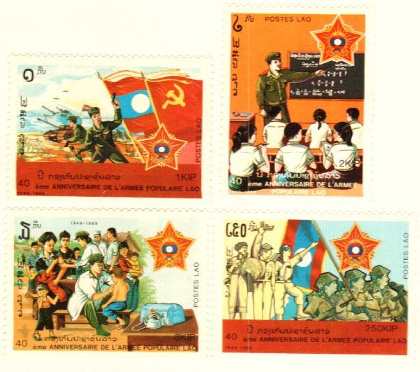 1989 Laos