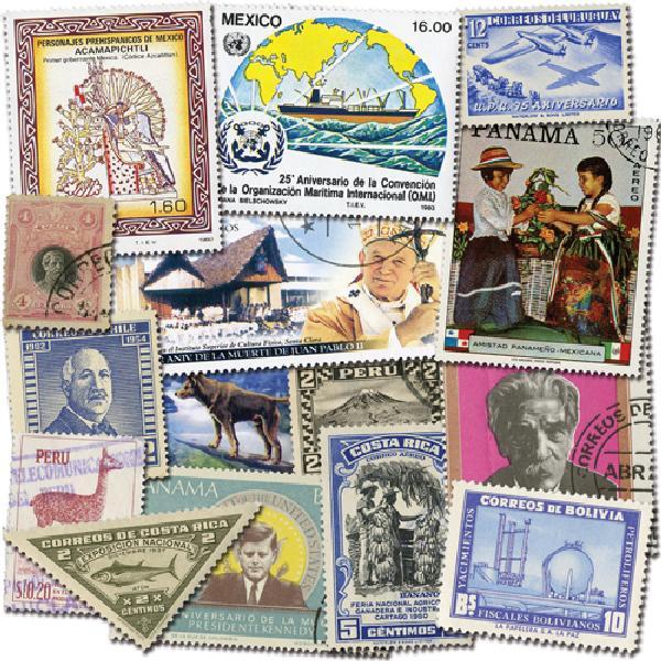 Latin America, 1000v
