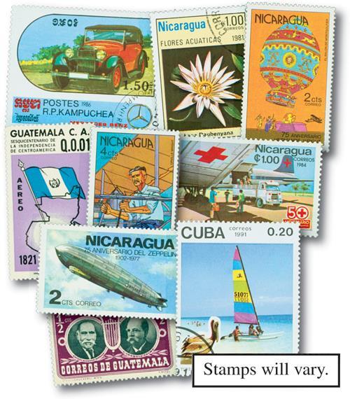 Latin America, 500v