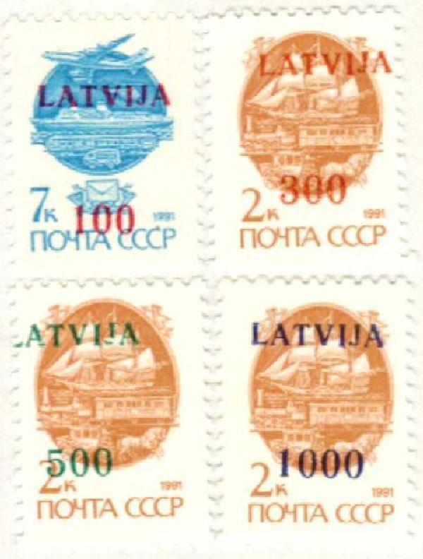 1991 Latvia