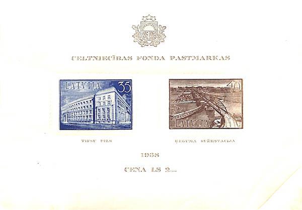 1938 Latvia