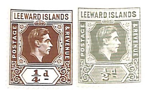 1949 Leeward Islands