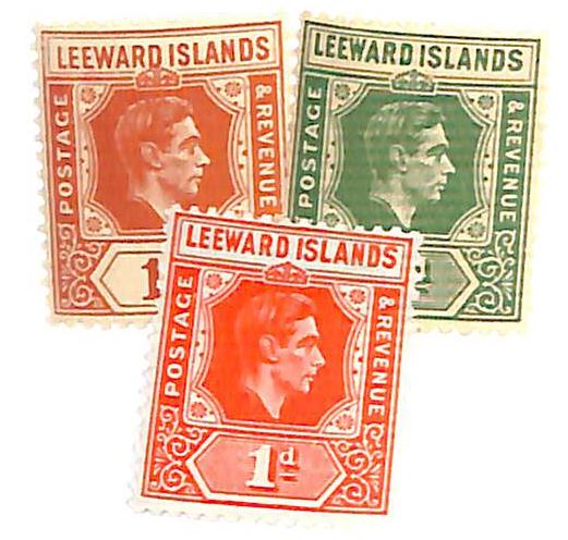1938 Leeward Islands