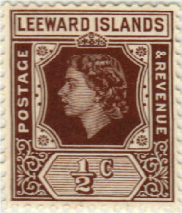 1954 Leeward Islands