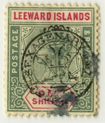 1897 Leeward Islands