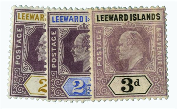 1905-08 Leeward Islands