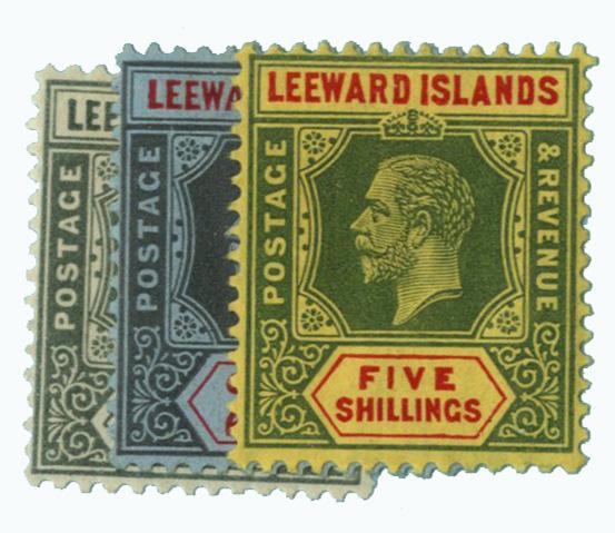 1912-14 Leeward Islands