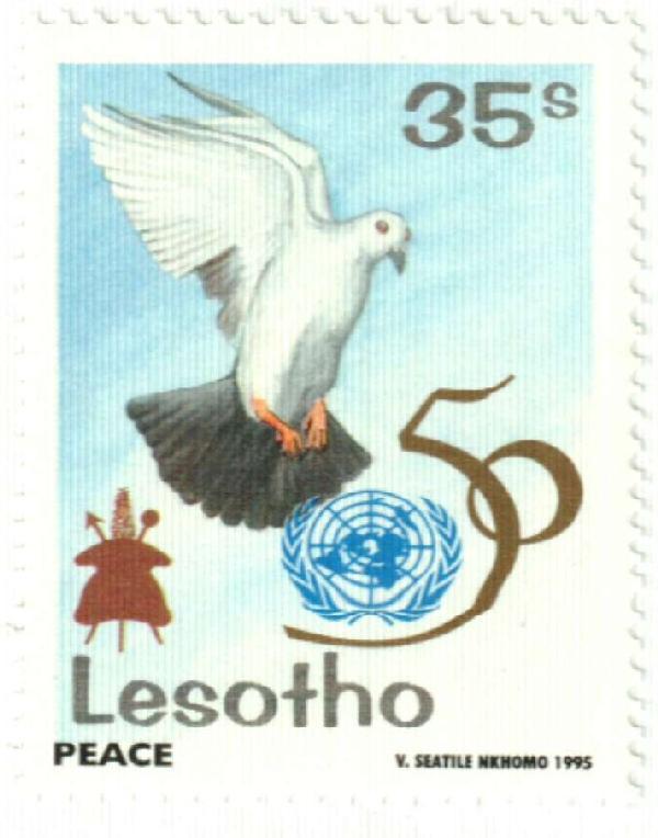 1995 Lesotho