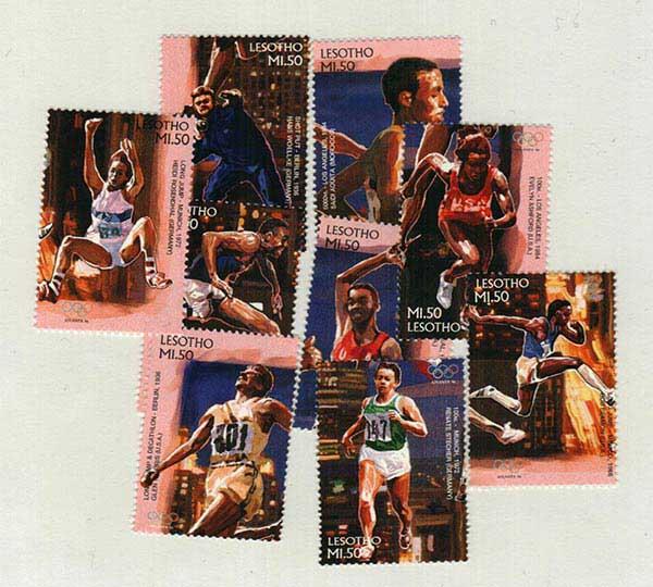 1996 Lesotho