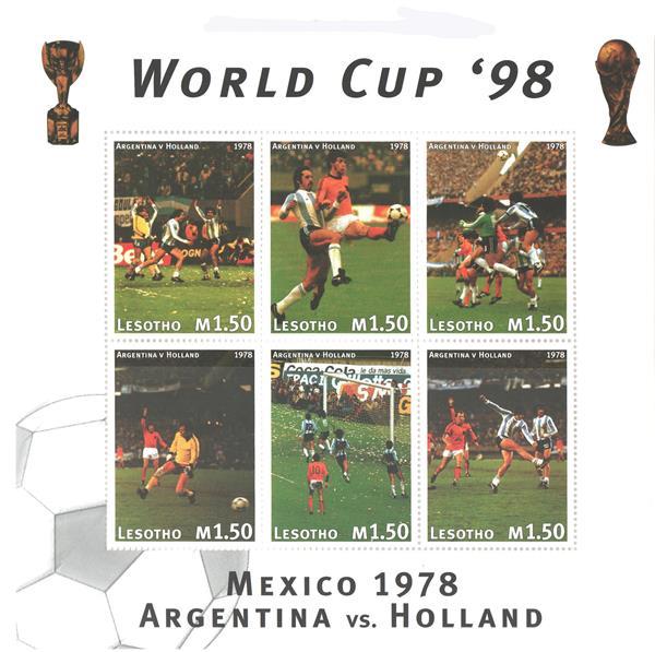 1997 Lesotho